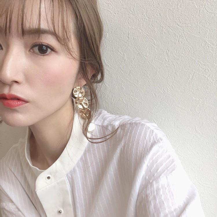 【小顔効果】ヘアラインパウダー♡_6