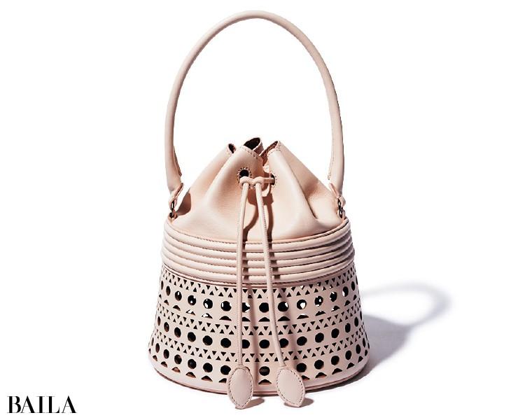 アライアのバッグ