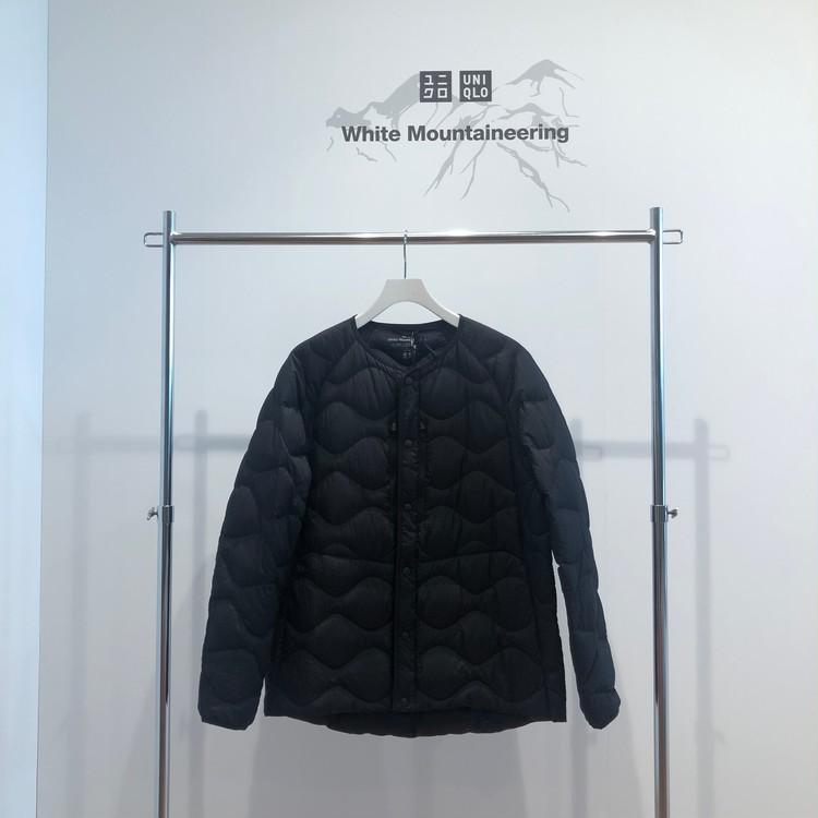 ウルトラライトダウンオーバーサイズジャケット ¥7990