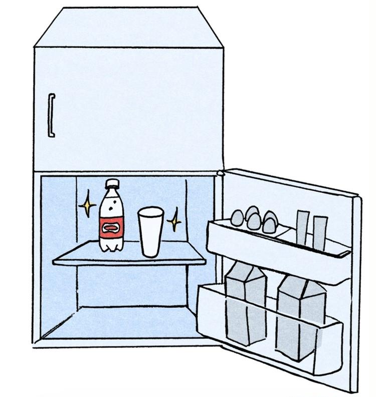 美味しいハイボールのつくり方 ②ウィルキンソン炭酸とグラスを冷蔵庫で冷やす