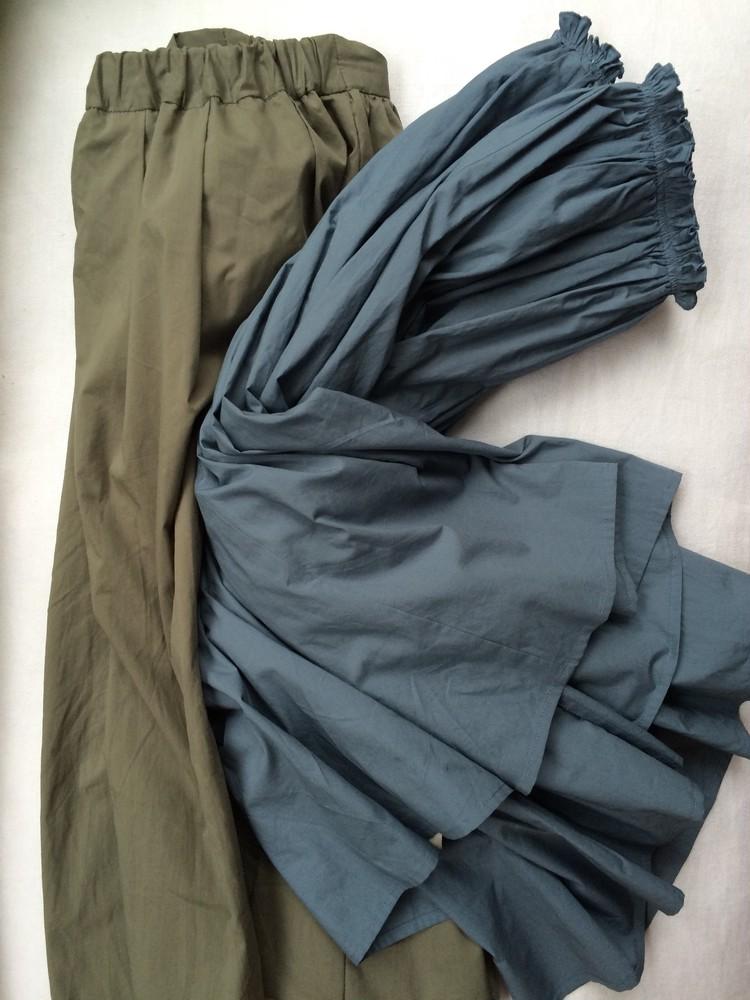白T着る日の「タイプライタースカート」_1