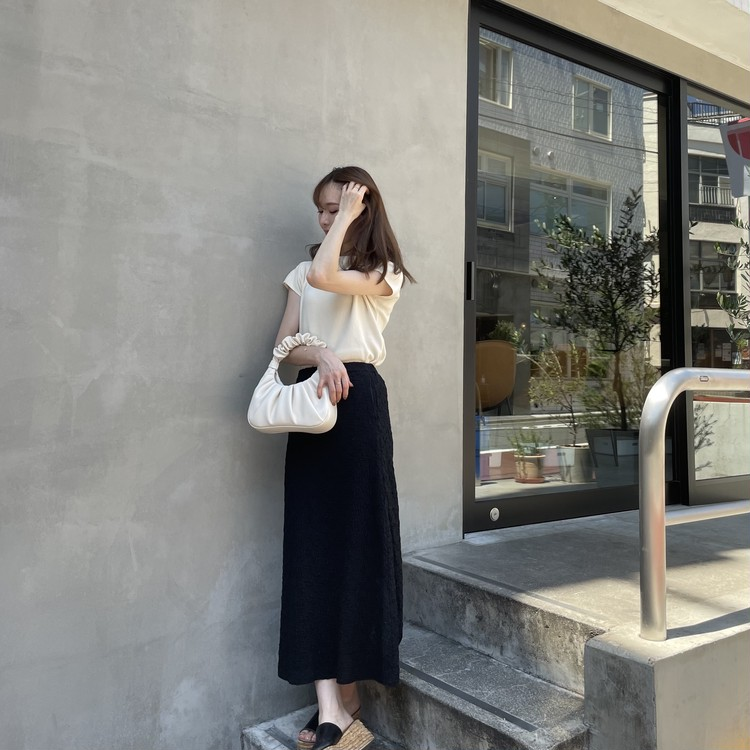 【GU】買って大正解♡お手入れ簡単!優秀スカート_2