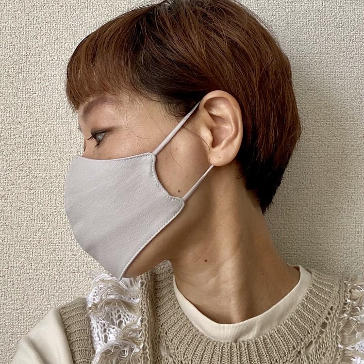 鼻の上からあごの下までもれなくしっかりカバー