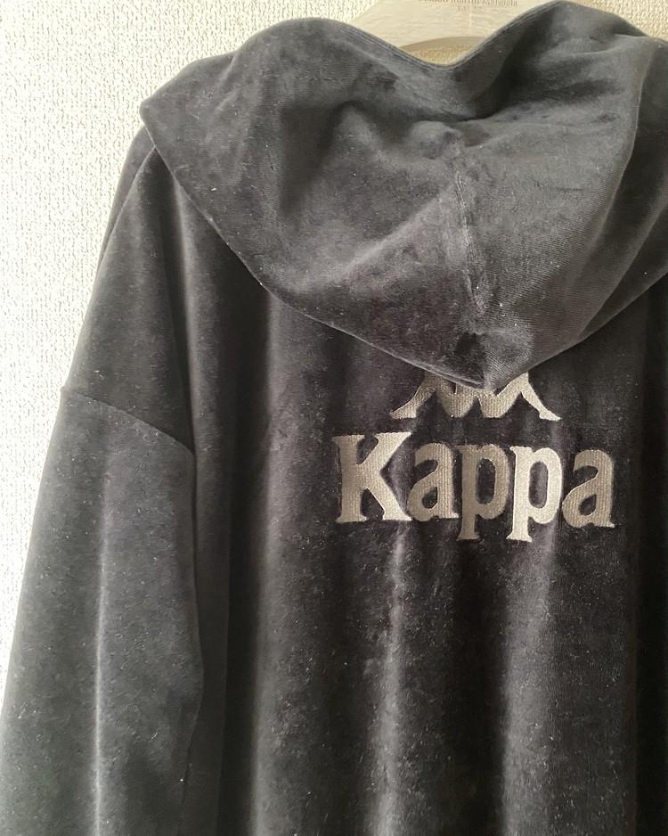 【ジーユー(GU) × カッパ(Kappa)】買ってよかった超人気傑作コラボ ウィメンズ ベロアワンピース