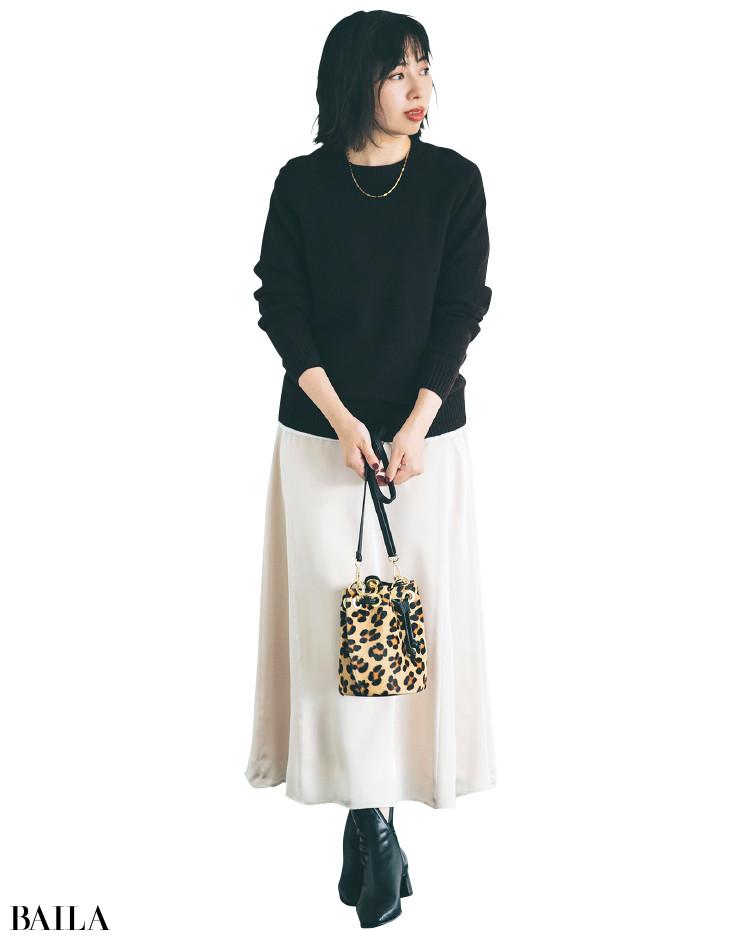 【30代スタイリストが私服でアンサーまとめ】リアルだから役に立つ。その冬服はもっと素敵に着られる!_22