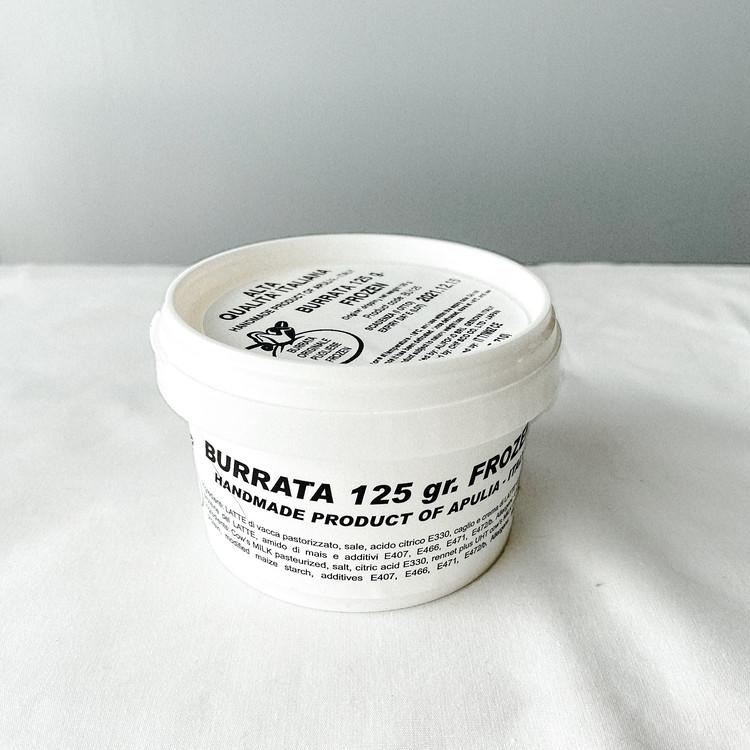 カルディで販売されている「イタリア ブッラータ」のパッケージ