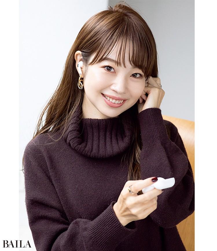 小濱香南さん(29歳・通信事業会社)