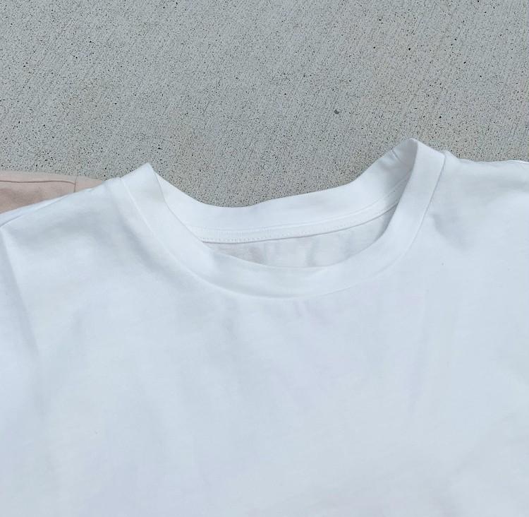 UNIQLO/ZARA…夏の定番「白T」着回し3コーデ♡_3