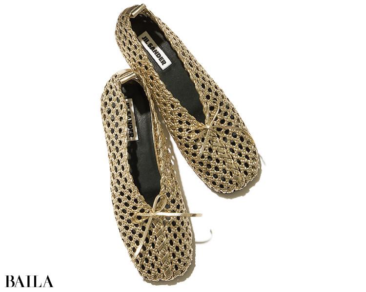 ジル サンダーの靴