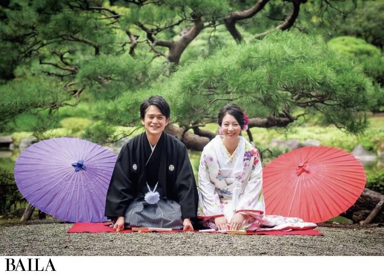 海外挙式→国内フォト婚で和装も追加できました!