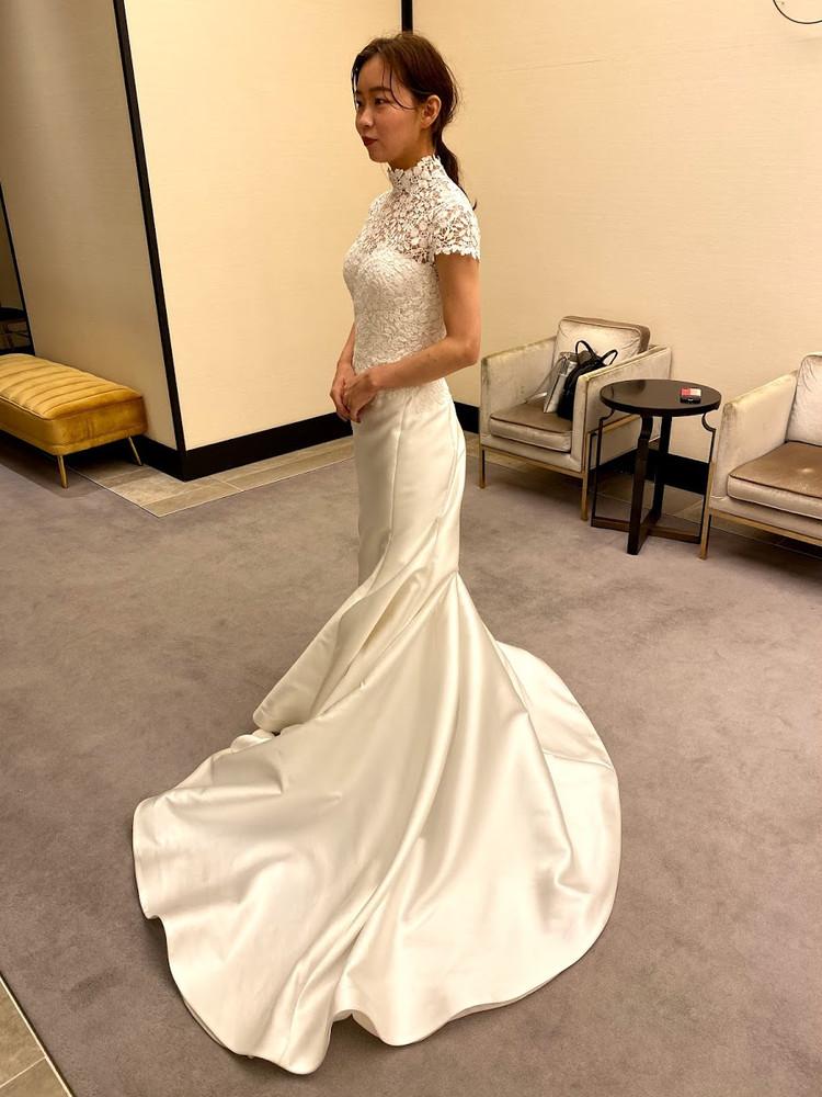 【Wedding】ドレス試着すべて見せます♡/最終編_1_1
