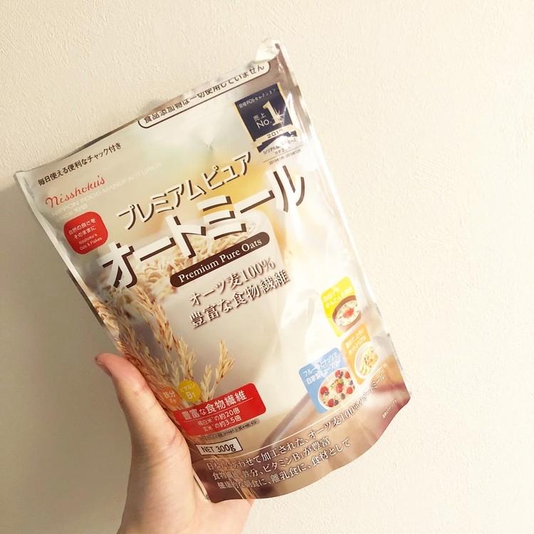 【腸活簡単レシピ】オートミールで自家製グラノーラ作り_1