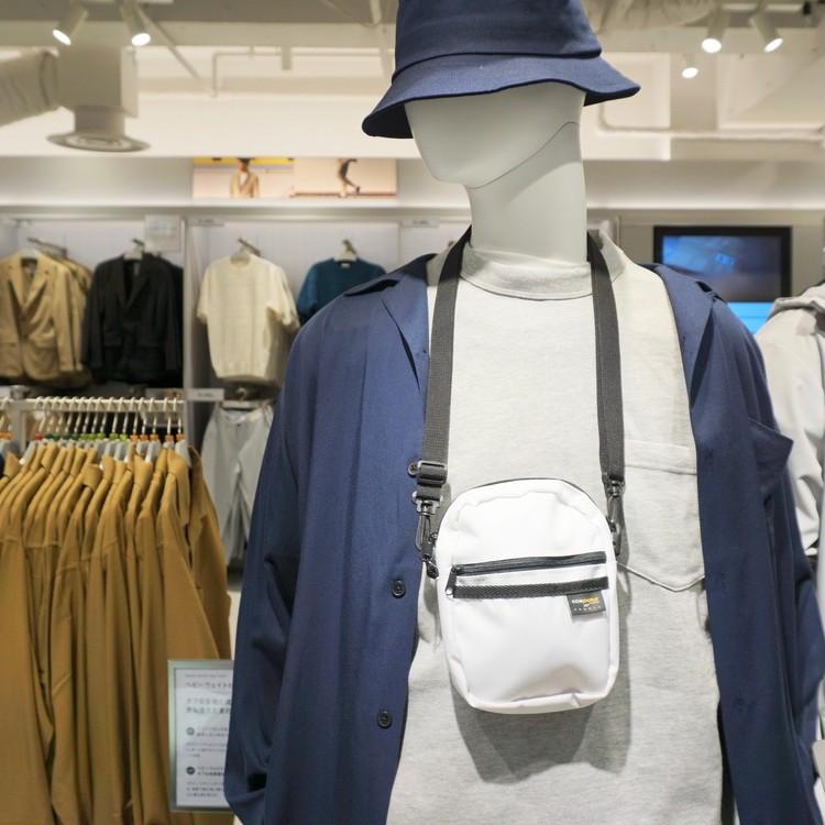 ¥1500以下【ジーユー(GU)】で買うべき新作トレンドバッグはウエストバッグ&サコッシュ!_1_4