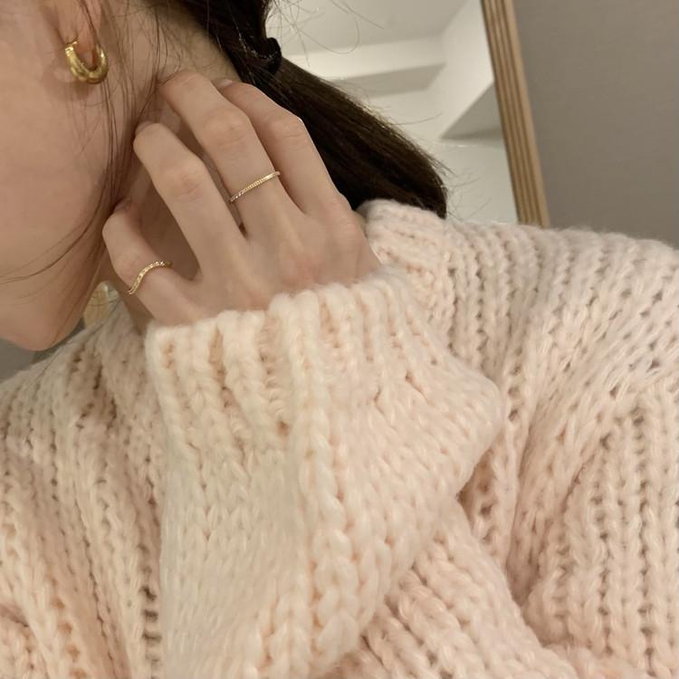 【最近の購入品】今使える羽織りとゴールドアクセが可愛い♡_1
