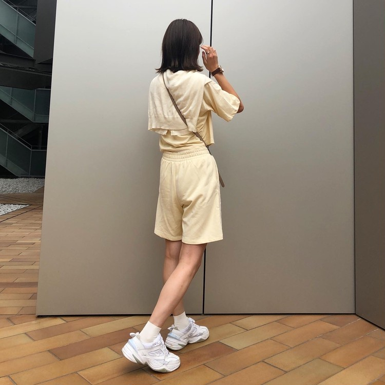 H&Mのセール品♡スウェットセットアップがかわいい_2