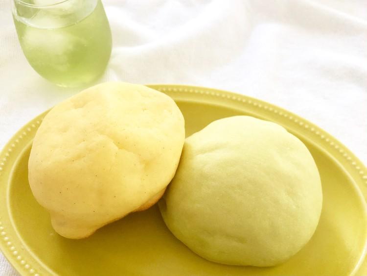 【私のパン活】冷たくて夏にピッタリ♡ひんやりメロンパン_1