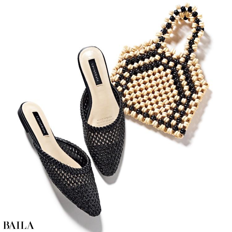 ラヴィッシュゲートのバッグと靴
