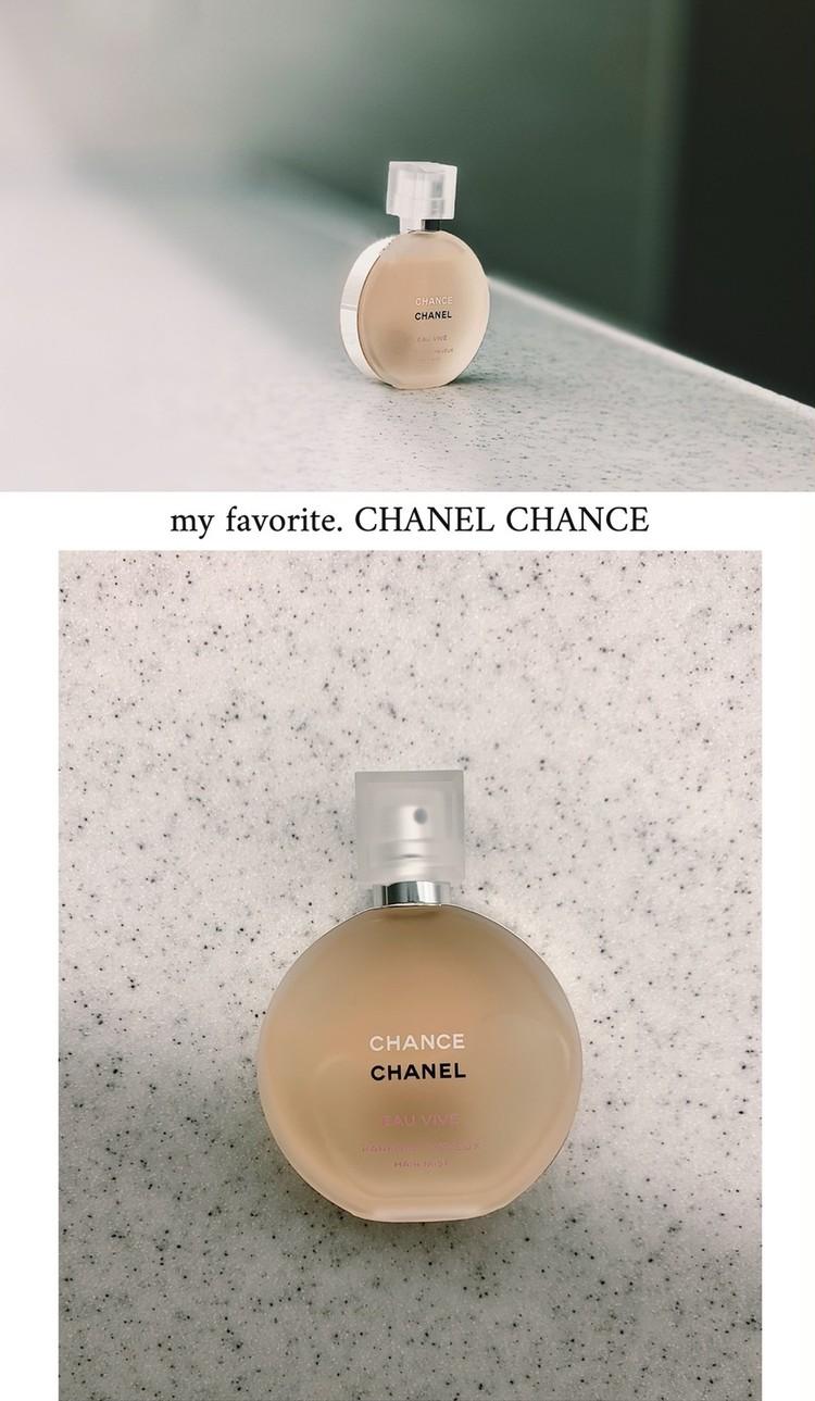 【ヘアミスト】CHANELのCHANCEで香りから春支度♪_2