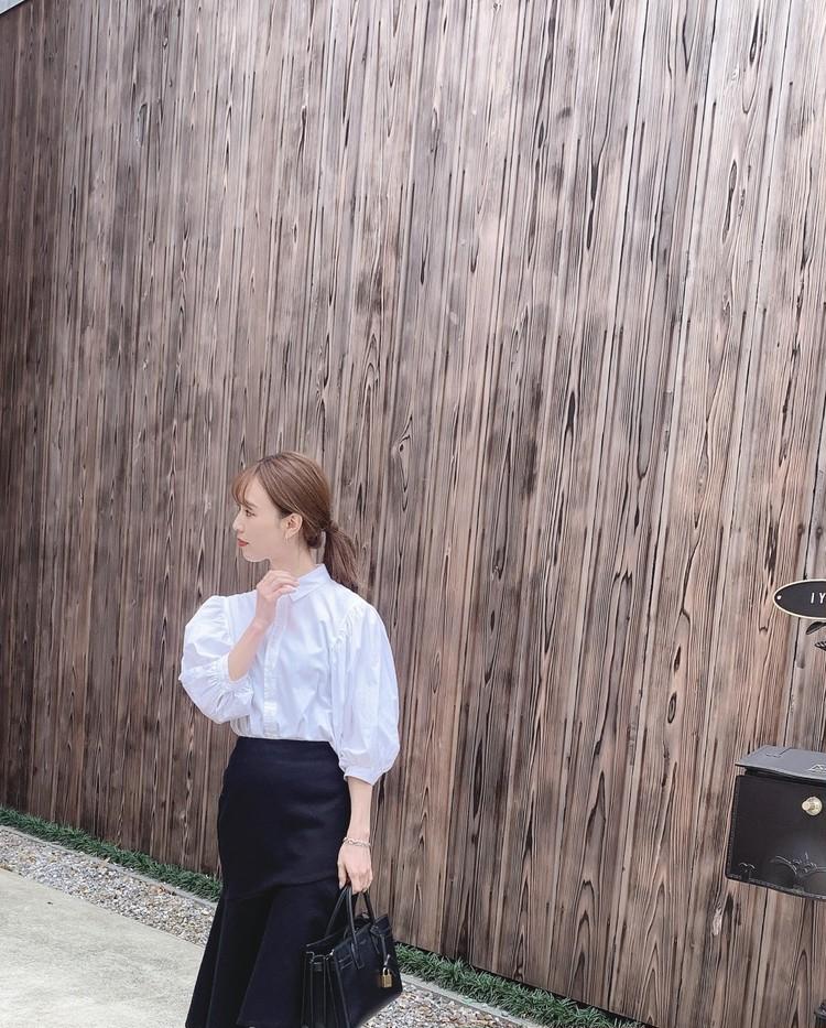 表参道女子会。コーデはクラシカルに♡_4