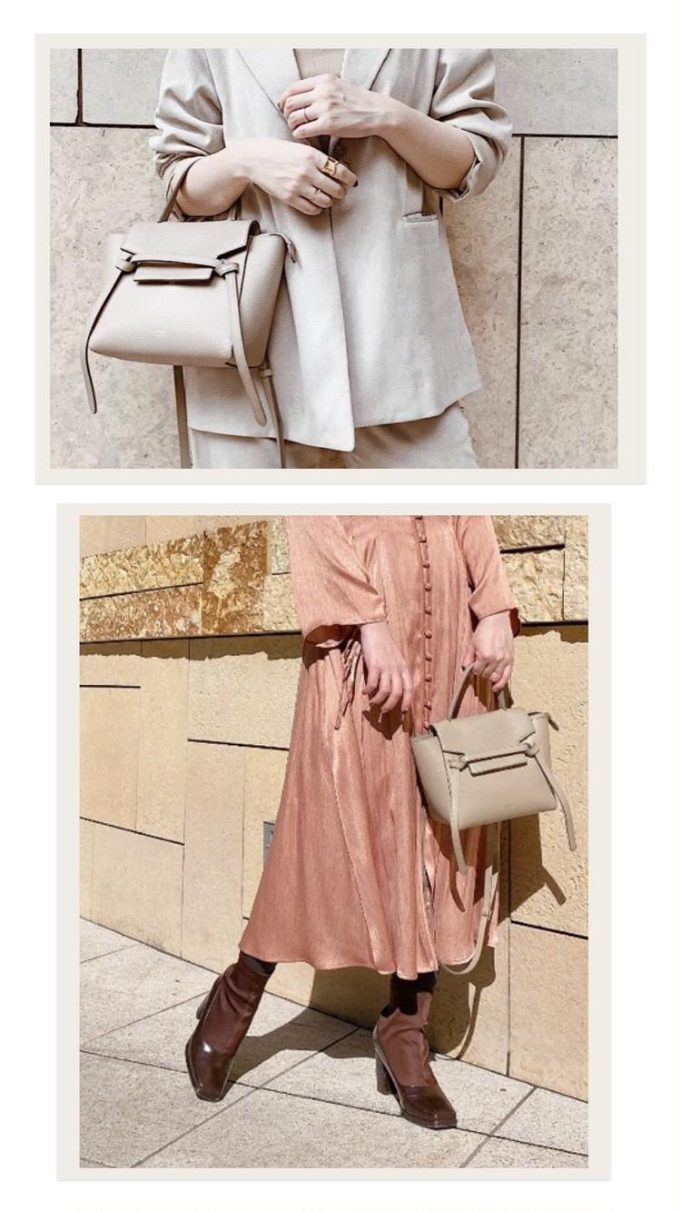 【30代からの名品バッグ】セリーヌのベルトバック_2