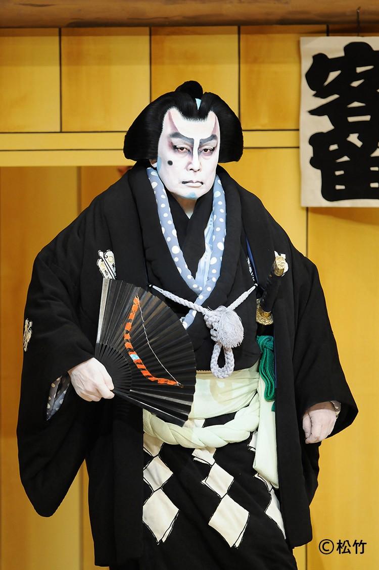 松本白鸚さんの十月大歌舞伎の濡髪長五郎
