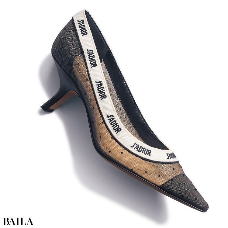 ディオールの靴