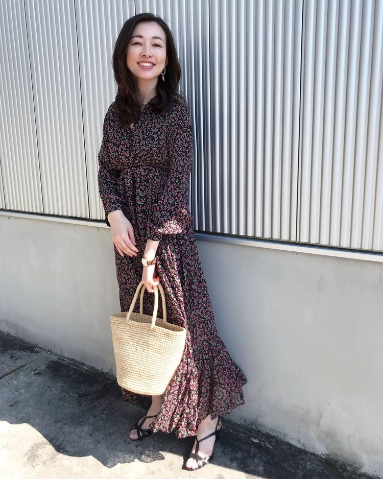 【2019年かごバッグまとめ】夏のファッションを彩る最旬マストアイテム!_22