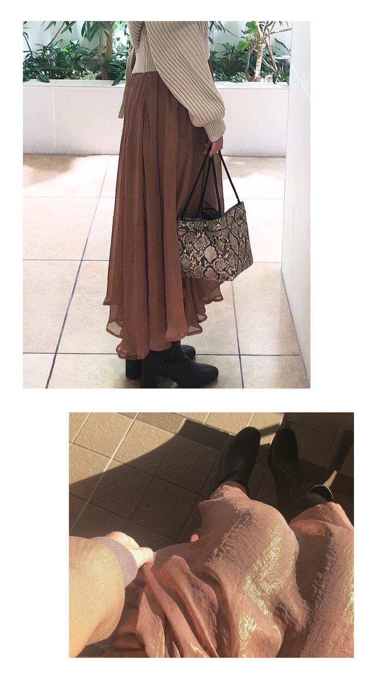 【GU×女っぽスカート】冬のプチプラ2コーデ_5