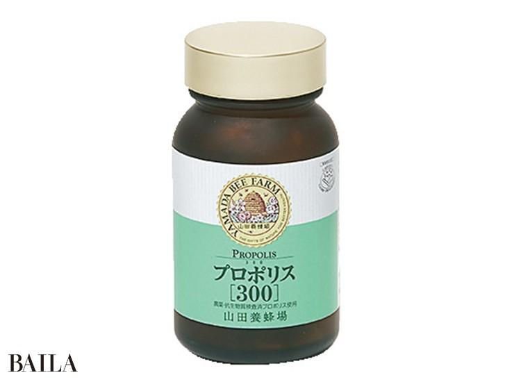 プロポリス300 100粒 ¥8218/山田養蜂場