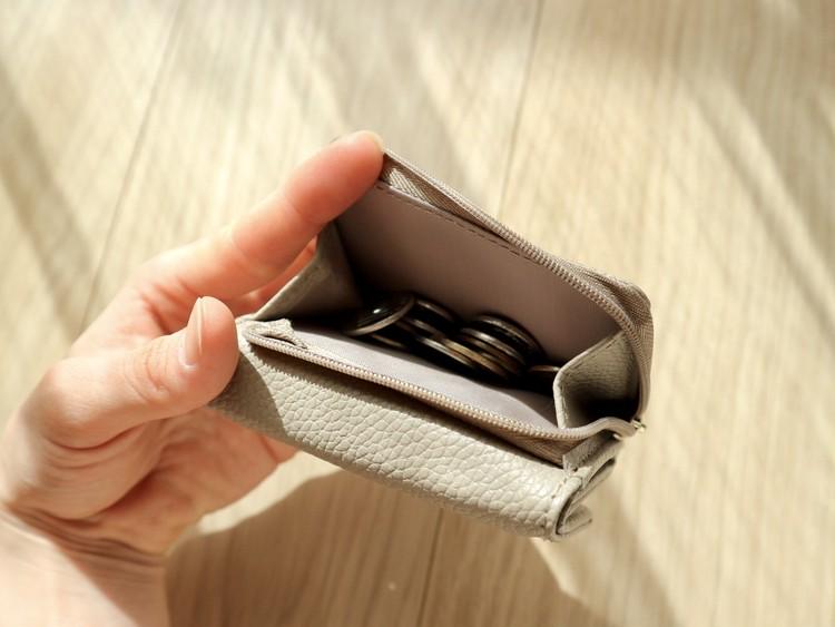 4月号付録>>可愛いだけじゃない!使いやすいミニ財布が良き♡_4
