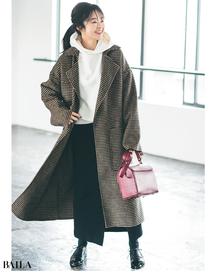 【30代スタイリストが私服でアンサーまとめ】リアルだから役に立つ。その冬服はもっと素敵に着られる!_6