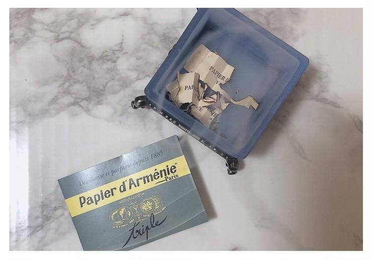 【紙のお香で風邪予防!?】空気も浄化してくれるフランスのお香が最高すぎる♡_5