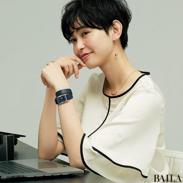 華やかさを両立する伝統あるブランドの地金ジュエリー&時計