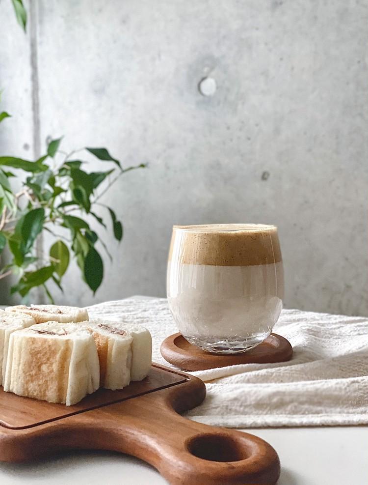 100均アイテムで【ダルゴナコーヒー】バスるおうちカフェ♪