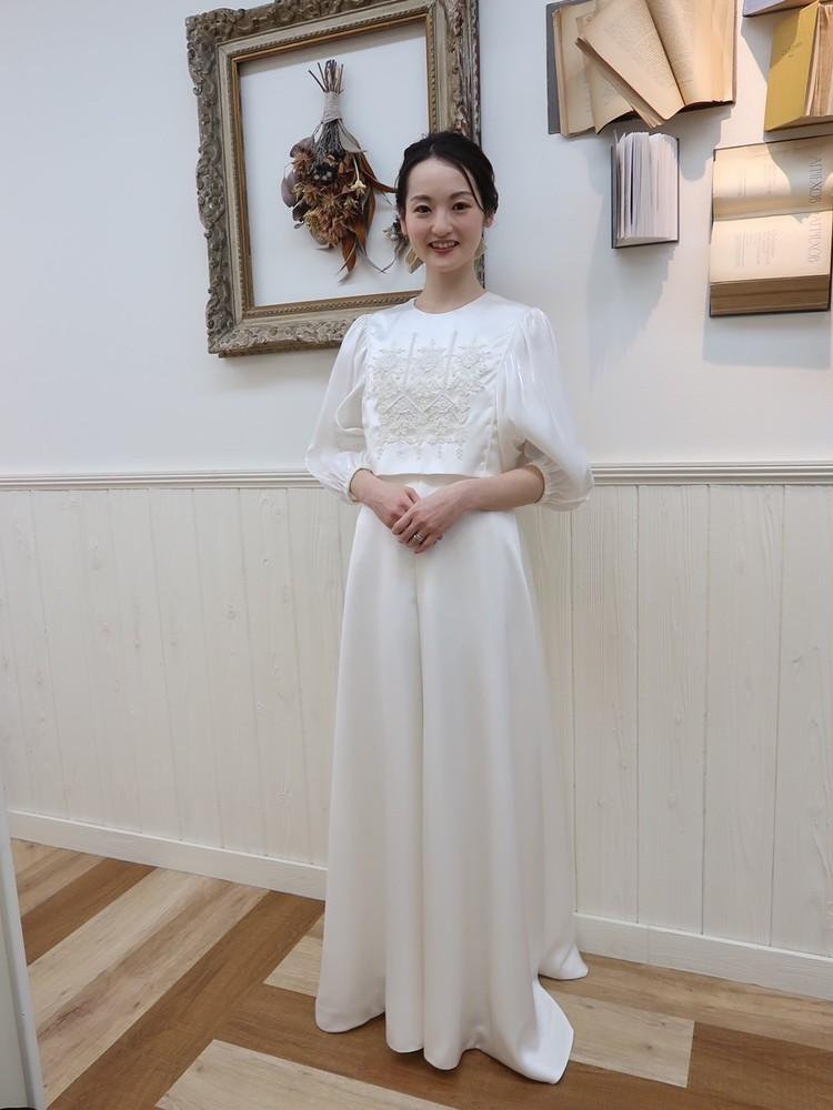 ウェディングドレスご紹介-①_4