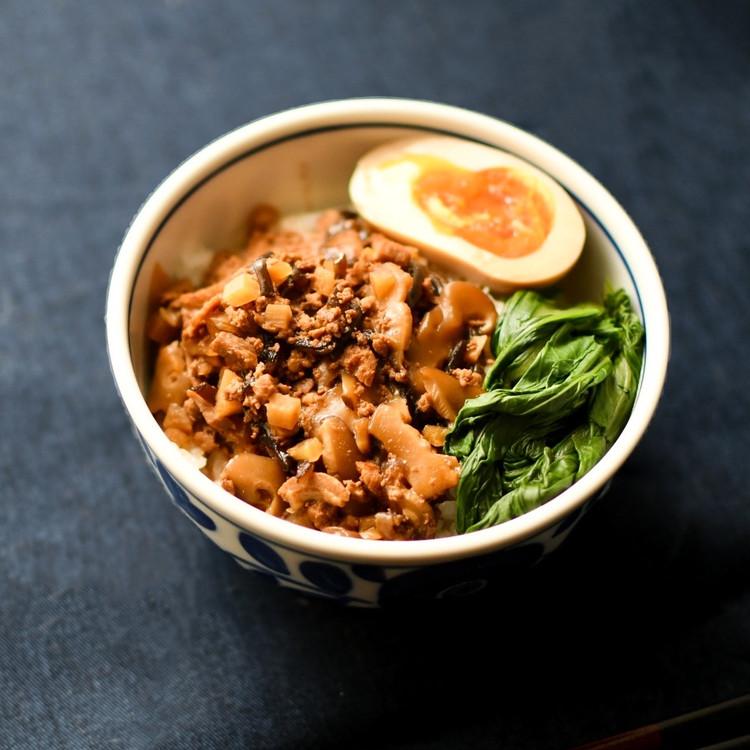 【無印良品】ごはんにかける ルーロー飯は手軽で簡単!