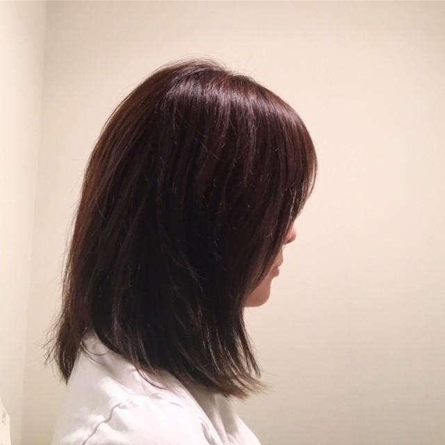 効果絶大!美容担当にほめられた髪型ビフォー/アフター_2_5