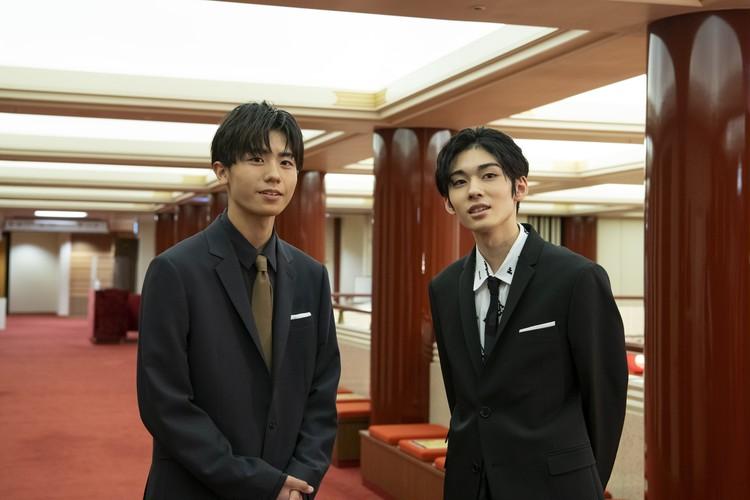 市川染五郎さんと市川團子さんの吉例顔見世大歌舞伎