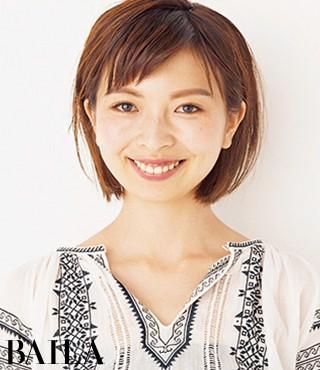 長島沙耶さん