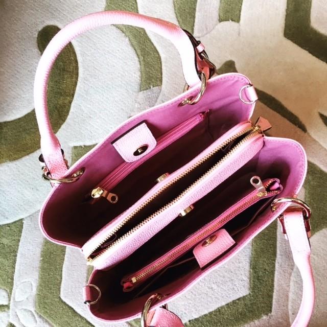 """【数量限定】春色バッグのイチオシはこの""""さくらピンク""""。 伊勢丹新宿店にいますぐGO!_2_4"""