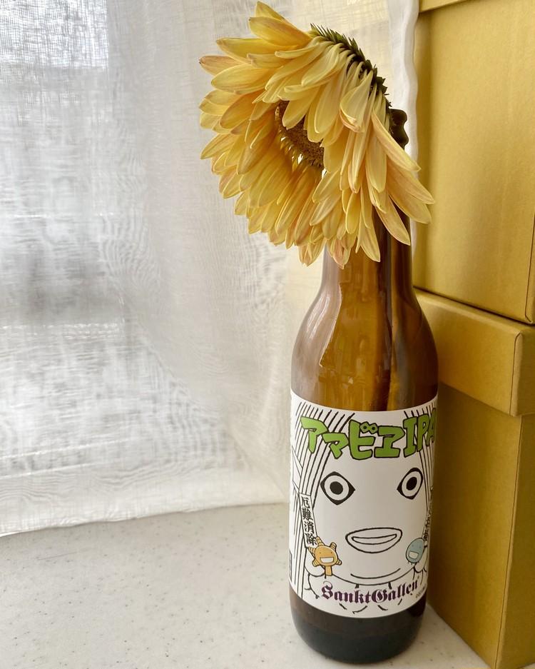 【エディターのおうち私物#24】生け花が意外とおしゃれに見える、空き瓶のリユース方法( #StayHomeWithFlowers )_6