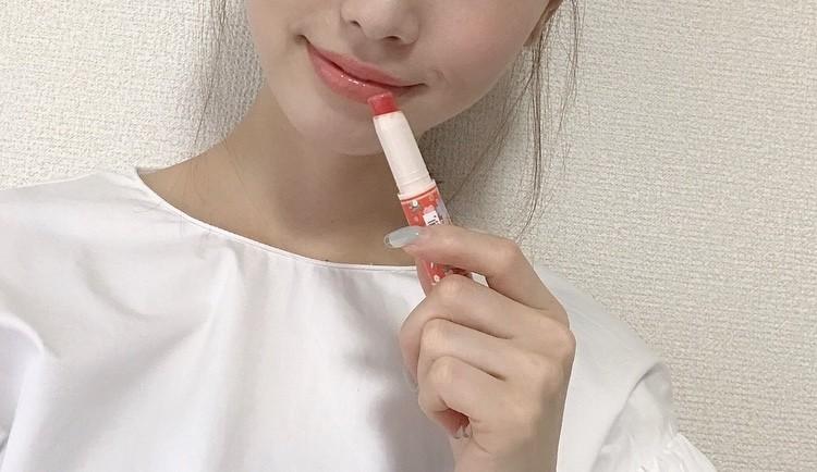 ¥580「保湿」「ツヤ」「UV」「発色」一本で叶えるプチプラリップ4色レビュー_4