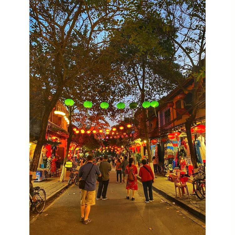ベトナム〜ホイアン旅行♡世界遺産のランタン祭り_1