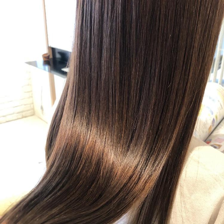 カスタム式⁈髪質改善トリートメント#あれやりたい_3