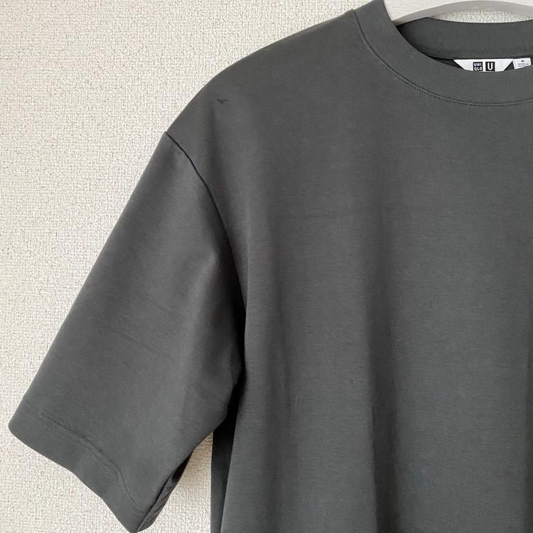 「エアリズムコットンオーバーサイズTシャツ」のココが買い!