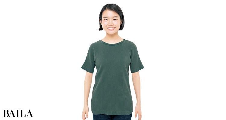 フィルメランジェ フォー アールエイチシーのTシャツを編集Mが試着