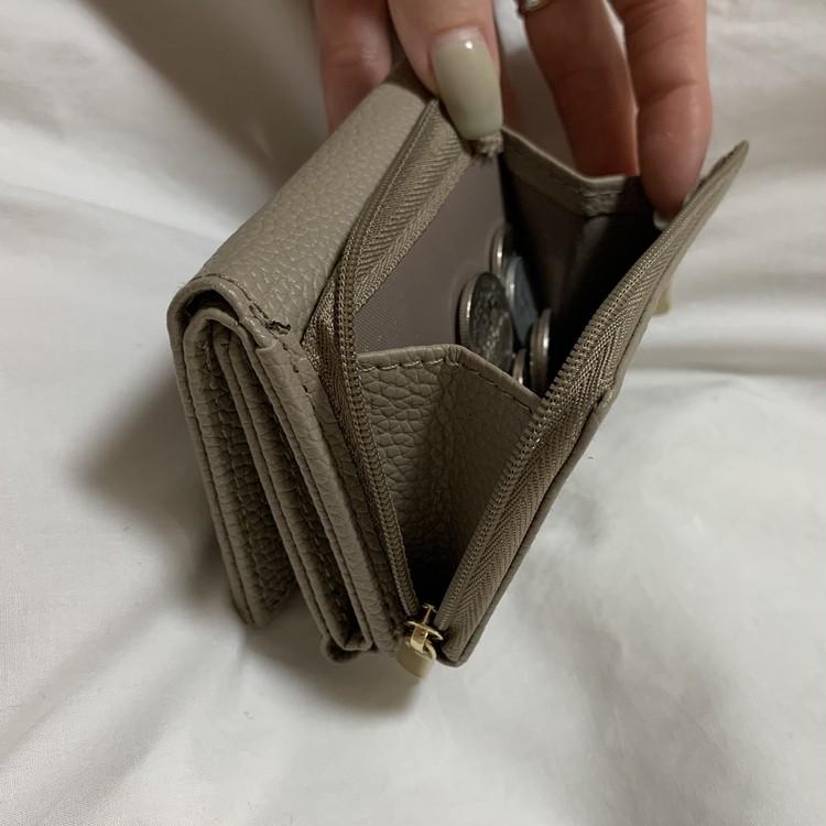 4月号の付録『Deuxieme Classe』ミニ財布♡_7