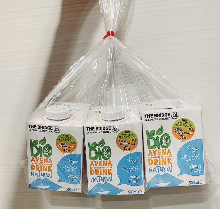 話題の【オーツミルク】4種比較!結局どれが美味しいの?_5