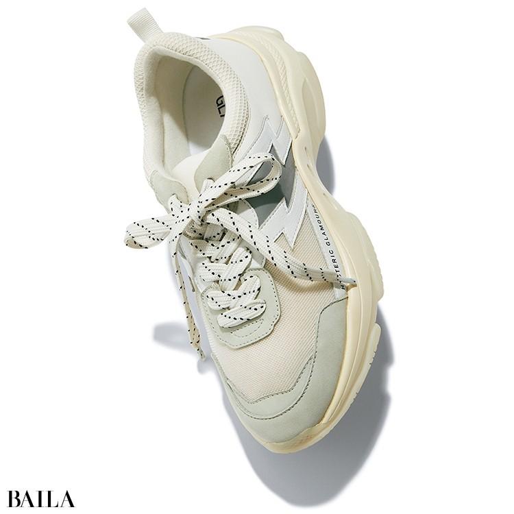 靴¥28000/ヒステリックグラマー