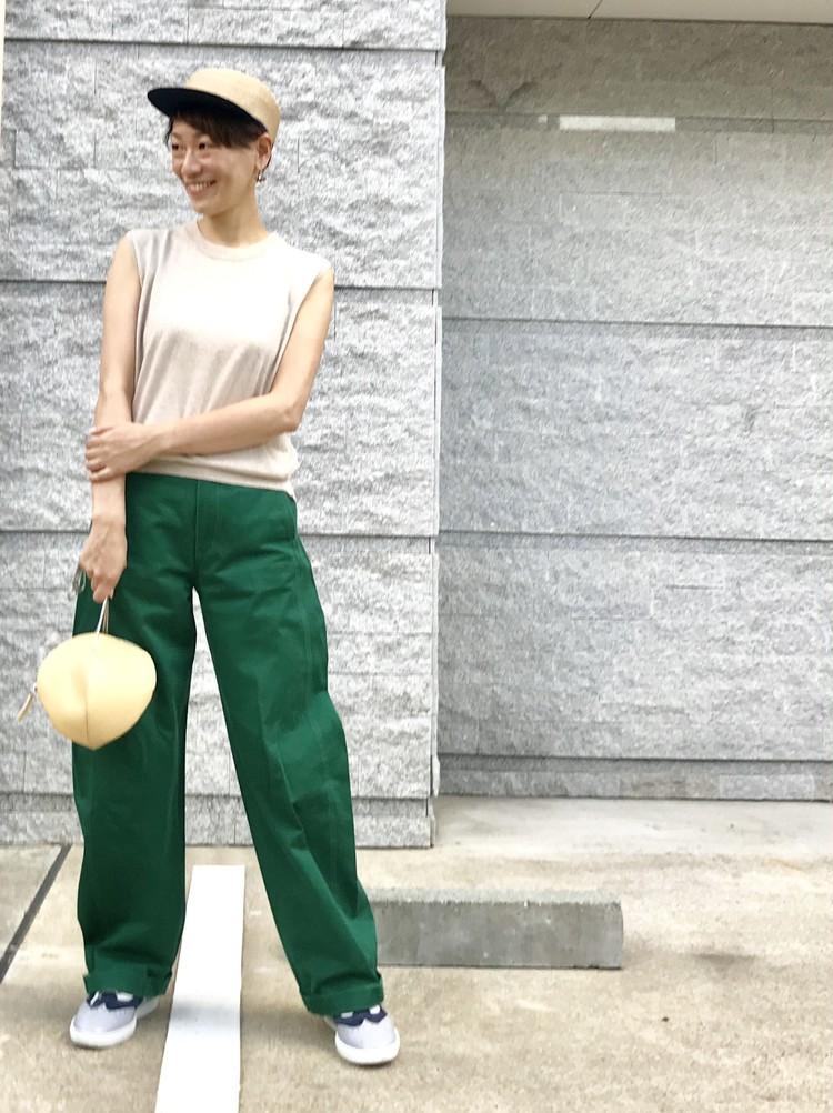 ¥990で大人女子も高見えきれい!【ジーユー(GU)】超高コスパTシャツ&トップス人気4選_12